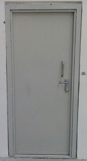 The client should be responsible for his/her own structures adequacy to receive and safely transmit the forces produced by doors during an explosion. & Horizon Chutes Pvt. Ltd.